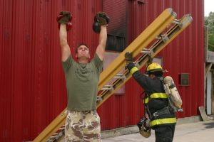 Kettlebells Are Invaluable For Getting Firefighters Into Shape