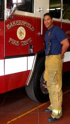 E. Quincy Sloan - Fireman, Superhero