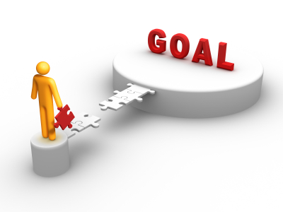 Bigger Goals Take Smaller Goals to Reach Them